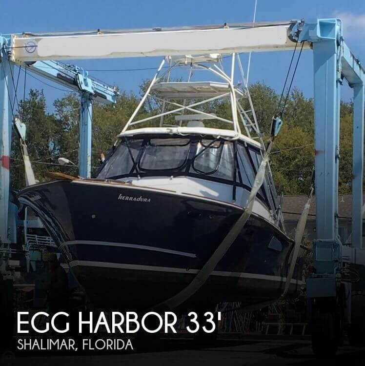 Used Egg Harbor Boats For Sale by owner | 1976 Egg Harbor 33