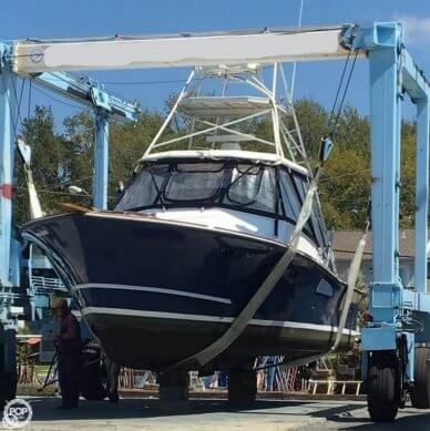 Egg Harbor 33 Sport Fish, 33', for sale - $14,000