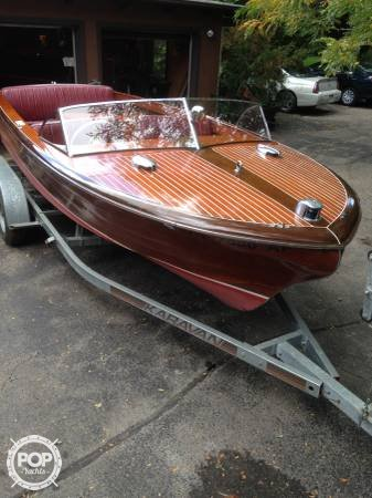 1955 Chris-Craft Holiday 20