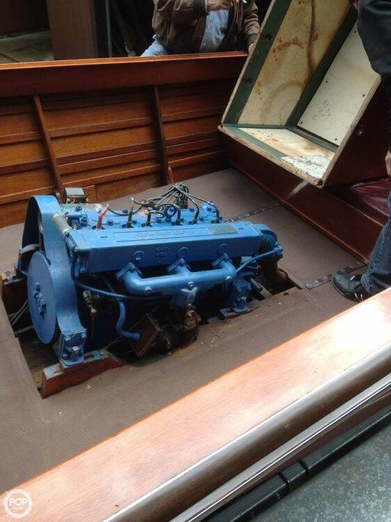1955 Chris Craft boat for sale, model of the boat is Holiday 20 & Image # 2 of 29