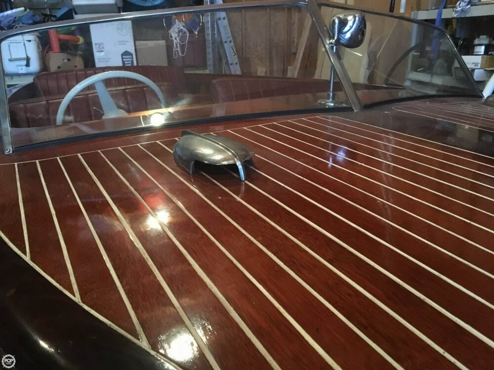 1955 Chris Craft boat for sale, model of the boat is Holiday 20 & Image # 23 of 29