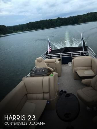 Used Boats For Sale in Huntsville, Alabama by owner | 2015 Harris 23