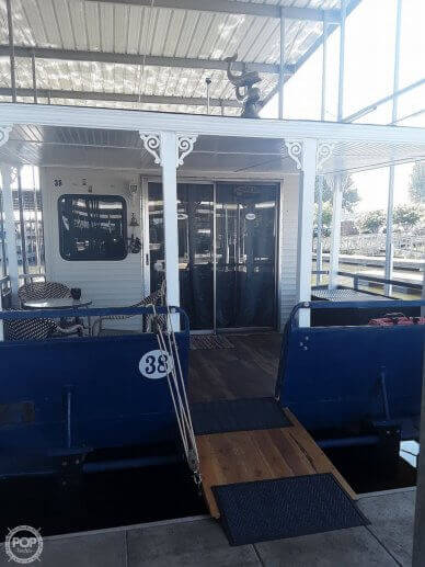 Master Fab 14 X 47 Houseboat, 47', for sale - $42,500