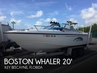Used Boston Whaler 20 Boats For Sale by owner | 1999 Boston Whaler 20
