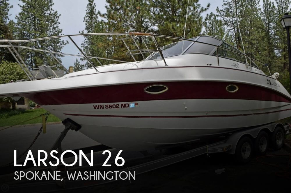 Used Larson Boats For Sale in Washington by owner | 1992 Larson 26
