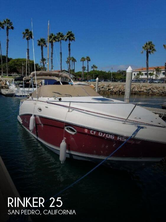 Used Rinker 25 Boats For Sale by owner   2007 Rinker 25