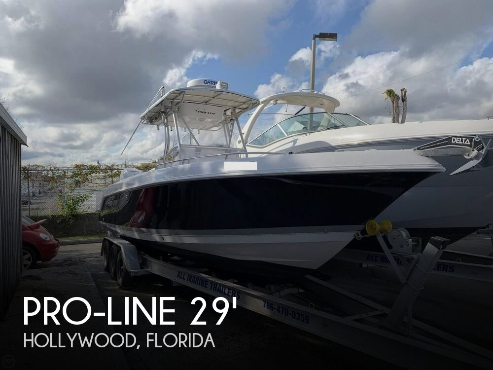 Used Pro-Line Boats For Sale in Florida by owner | 2006 Pro-Line 29