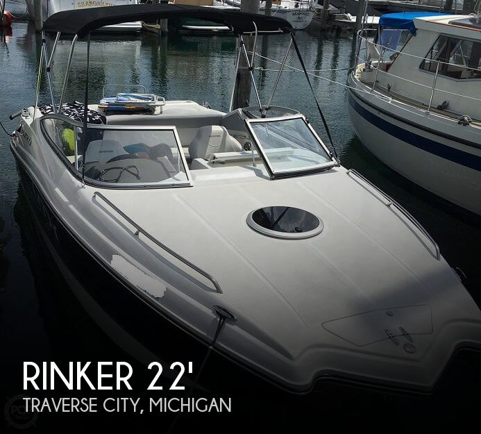 Used Rinker Boats For Sale in Michigan by owner | 2013 Rinker 22