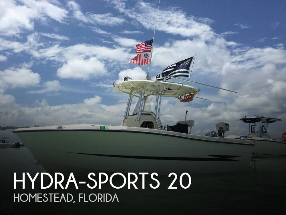 Used Hydra-Sports Boats For Sale by owner | 2009 Hydra-Sports 20