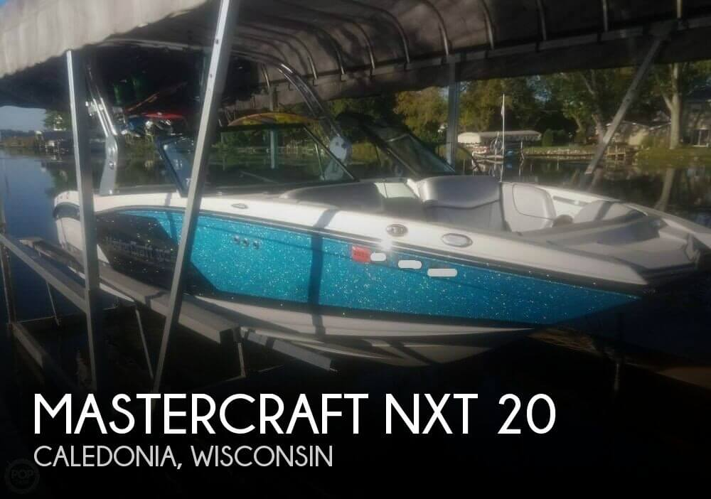 Used Mastercraft Boats For Sale by owner | 2018 Mastercraft NXT 20