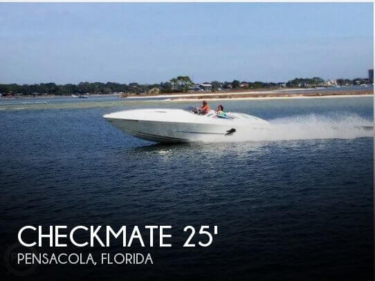 Used Checkmate Boats For Sale by owner | 1997 Checkmate 25