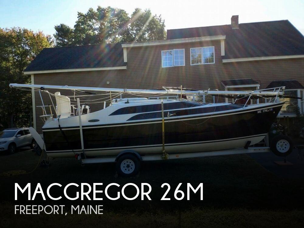 Used MacGregor Sailboats For Sale by owner | 2012 MacGregor 26