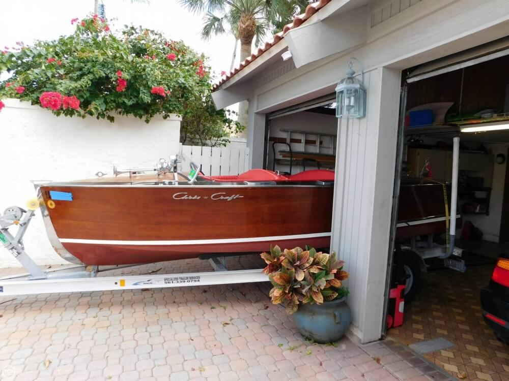 1939 Chris Craft boat for sale, model of the boat is Runabout Speed boat & Image # 4 of 40