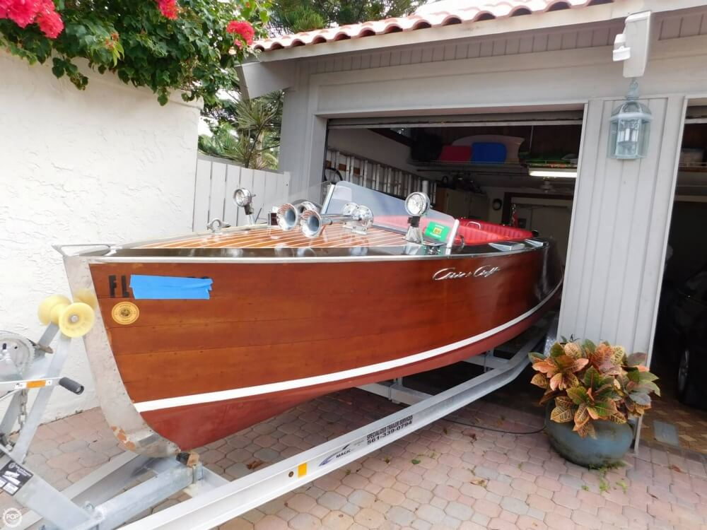 1939 Chris-Craft Runabout Speed boat - #$LI_INDEX