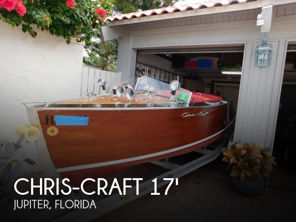 1939 Chris Craft boat for sale, model of the boat is Runabout Speed boat & Image # 1 of 40