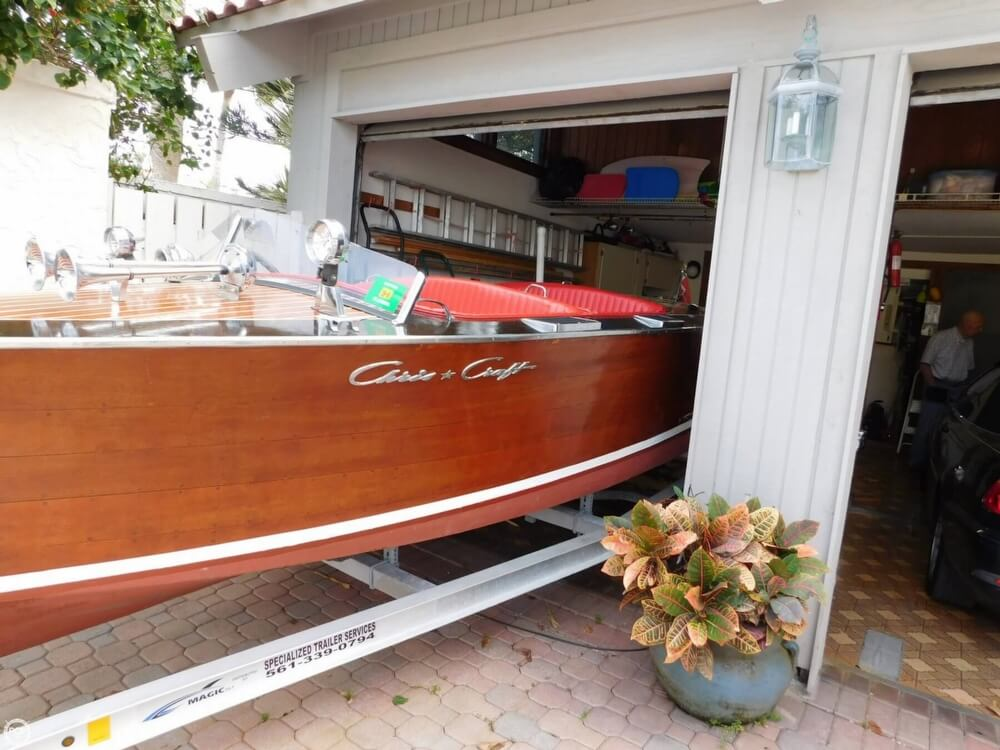 1939 Chris Craft boat for sale, model of the boat is Runabout Speed boat & Image # 7 of 40