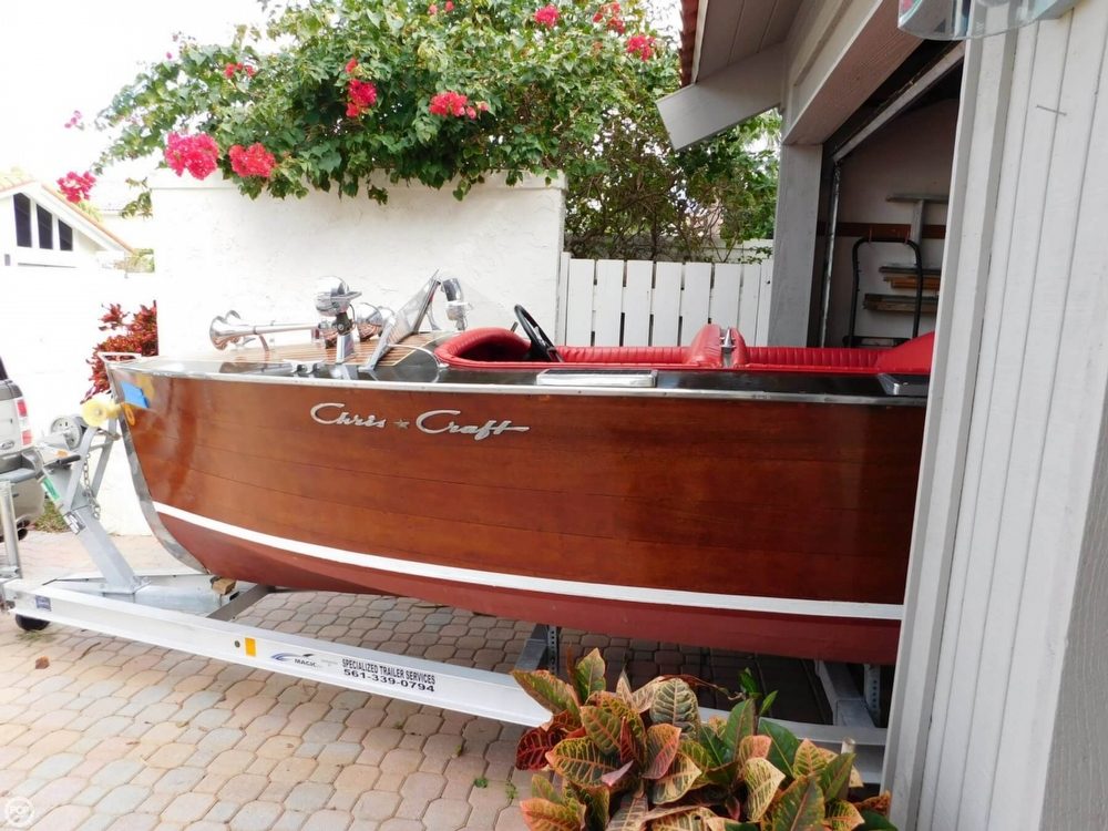 1939 Chris Craft boat for sale, model of the boat is Runabout Speed boat & Image # 8 of 40