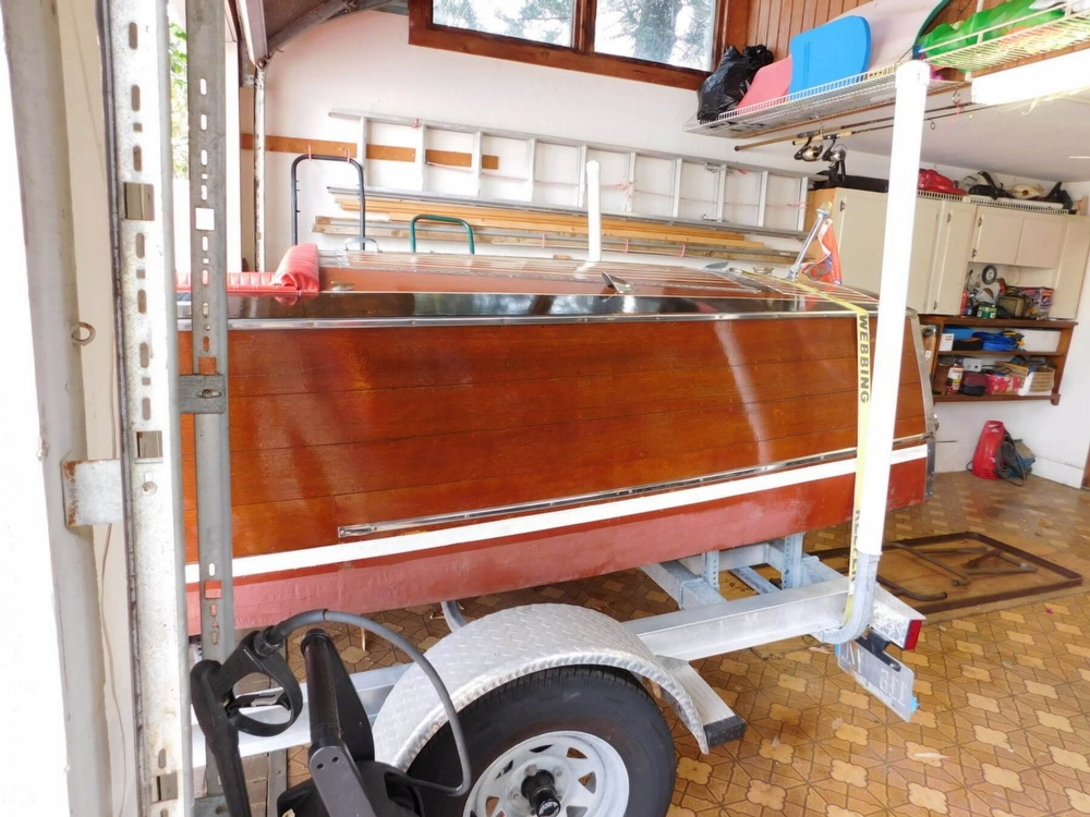 1939 Chris Craft boat for sale, model of the boat is Runabout Speed boat & Image # 9 of 40