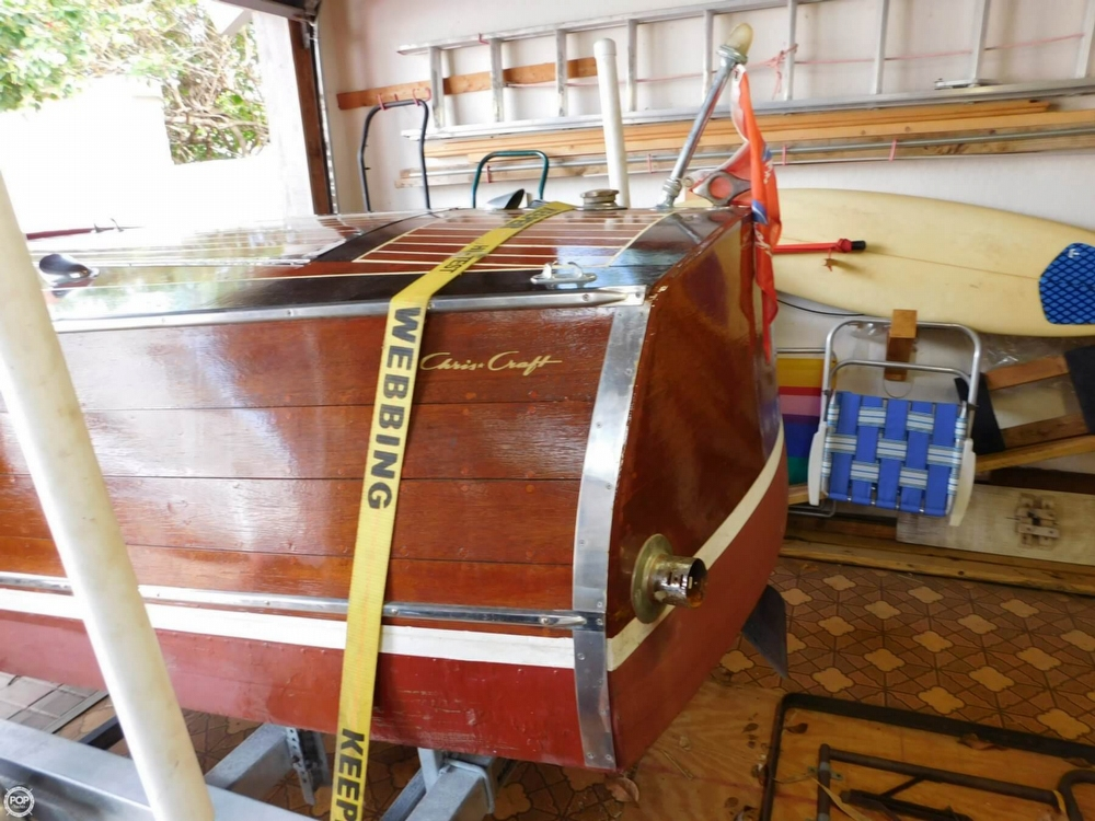 1939 Chris Craft boat for sale, model of the boat is Runabout Speed boat & Image # 11 of 40