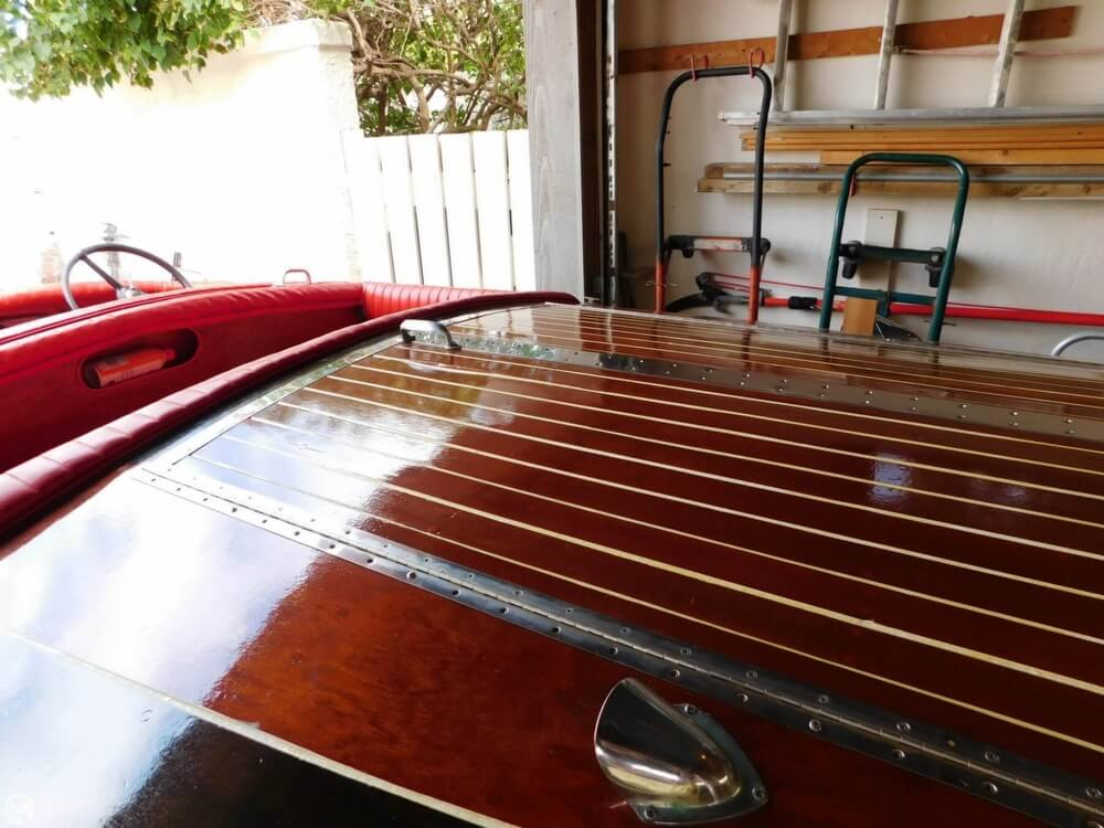 1939 Chris Craft boat for sale, model of the boat is Runabout Speed boat & Image # 19 of 40