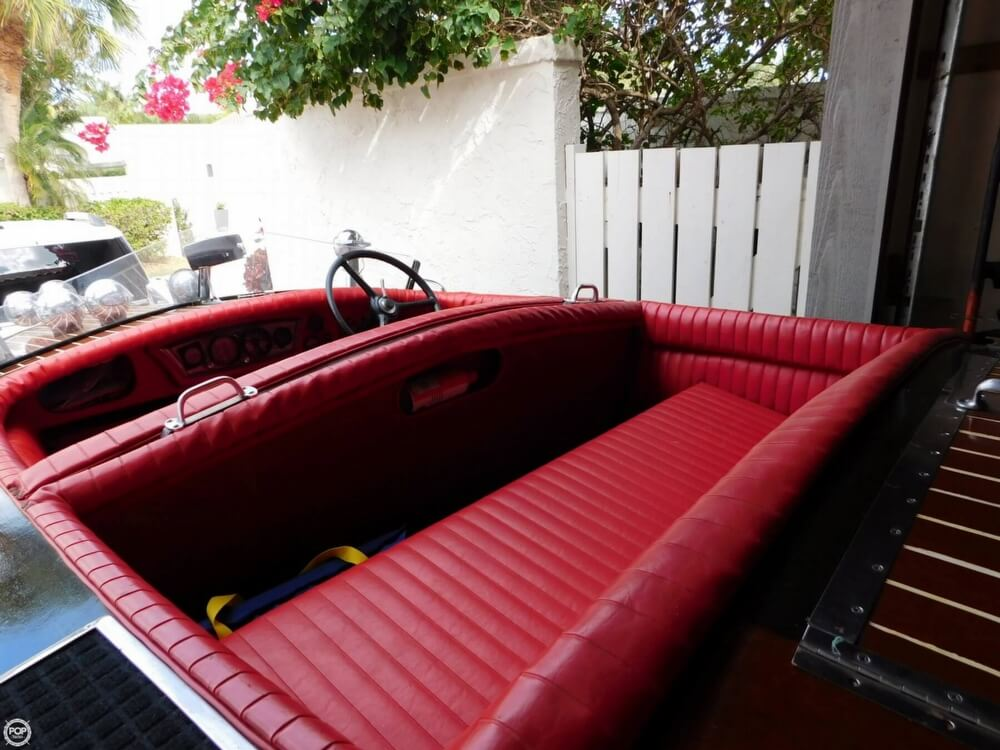 1939 Chris Craft boat for sale, model of the boat is Runabout Speed boat & Image # 21 of 40
