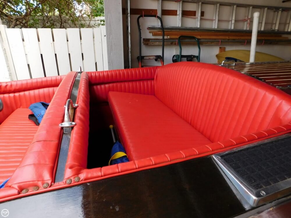 1939 Chris Craft boat for sale, model of the boat is Runabout Speed boat & Image # 22 of 40