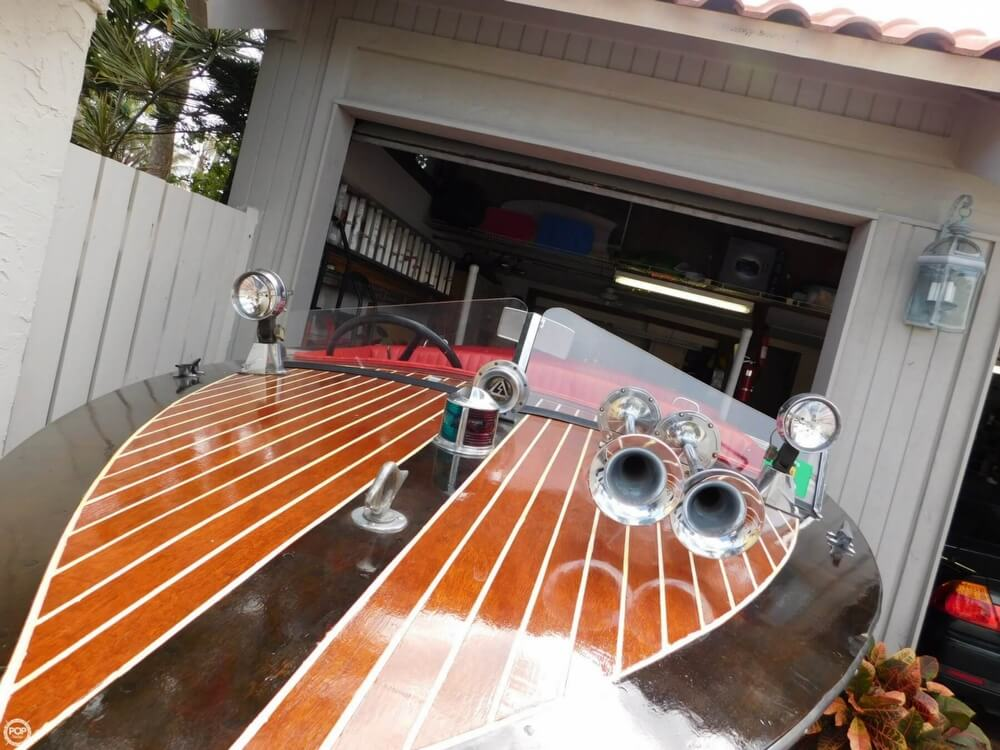 1939 Chris Craft boat for sale, model of the boat is Runabout Speed boat & Image # 23 of 40
