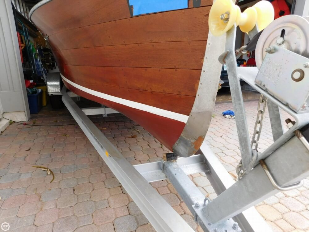1939 Chris Craft boat for sale, model of the boat is Runabout Speed boat & Image # 24 of 40