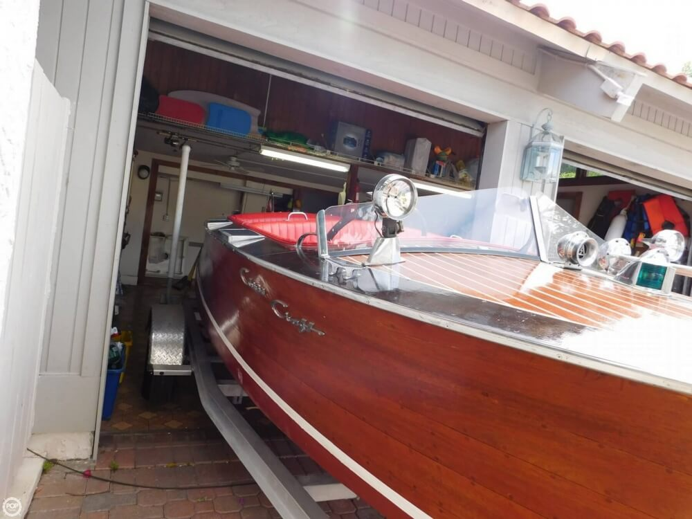 1939 Chris Craft boat for sale, model of the boat is Runabout Speed boat & Image # 26 of 40