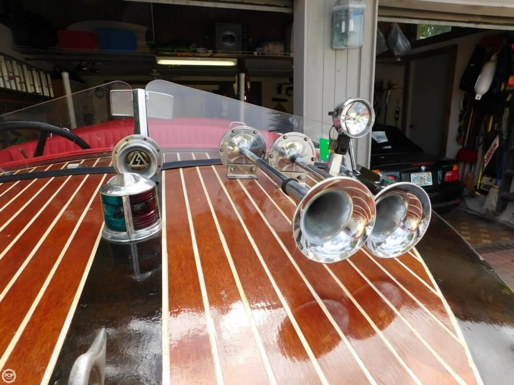 1939 Chris Craft boat for sale, model of the boat is Runabout Speed boat & Image # 37 of 40
