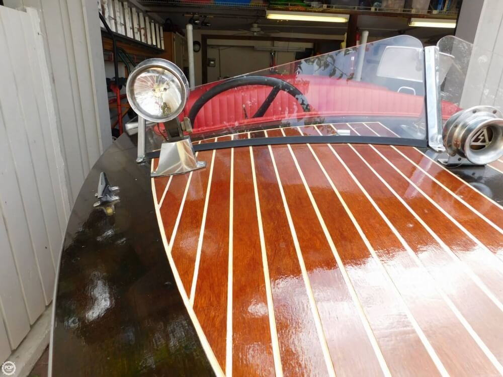 1939 Chris Craft boat for sale, model of the boat is Runabout Speed boat & Image # 38 of 40