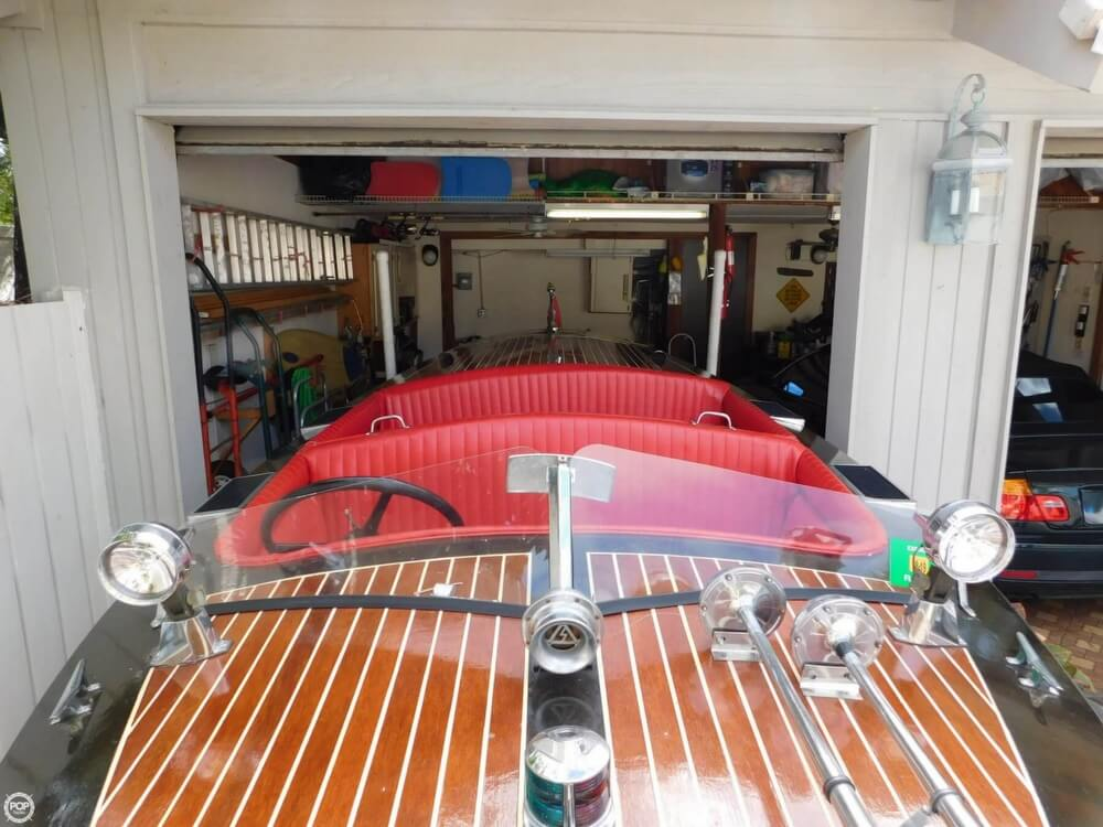 1939 Chris Craft boat for sale, model of the boat is Runabout Speed boat & Image # 39 of 40