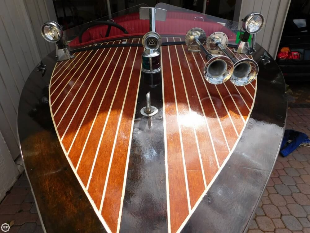 1939 Chris Craft boat for sale, model of the boat is Runabout Speed boat & Image # 40 of 40