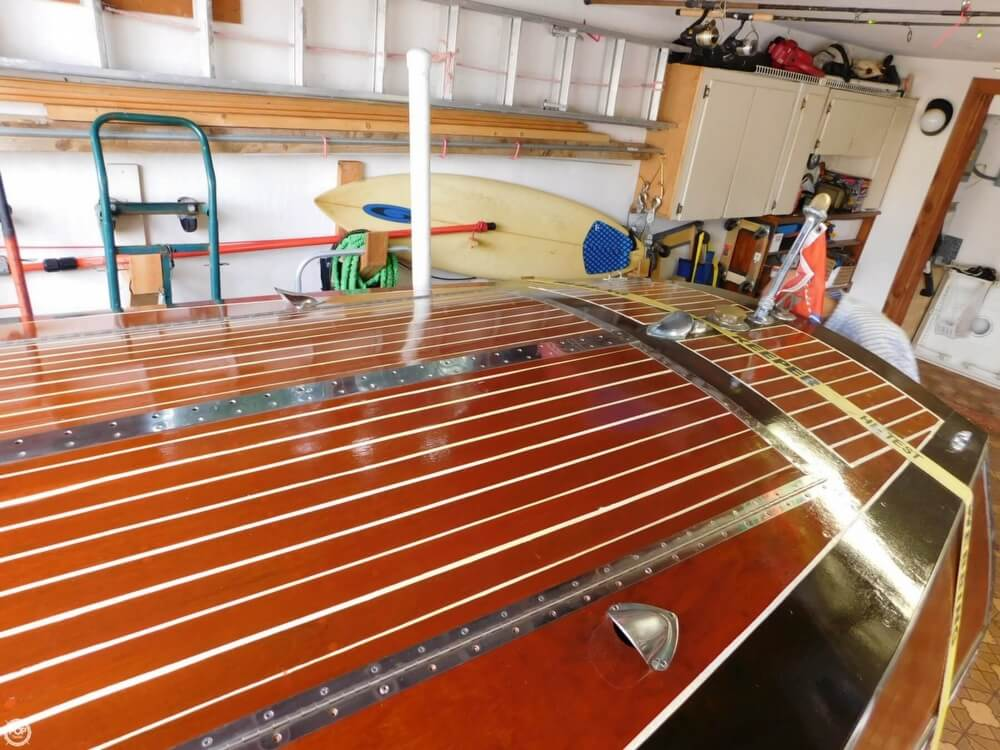 1939 Chris Craft boat for sale, model of the boat is Runabout Speed boat & Image # 2 of 40