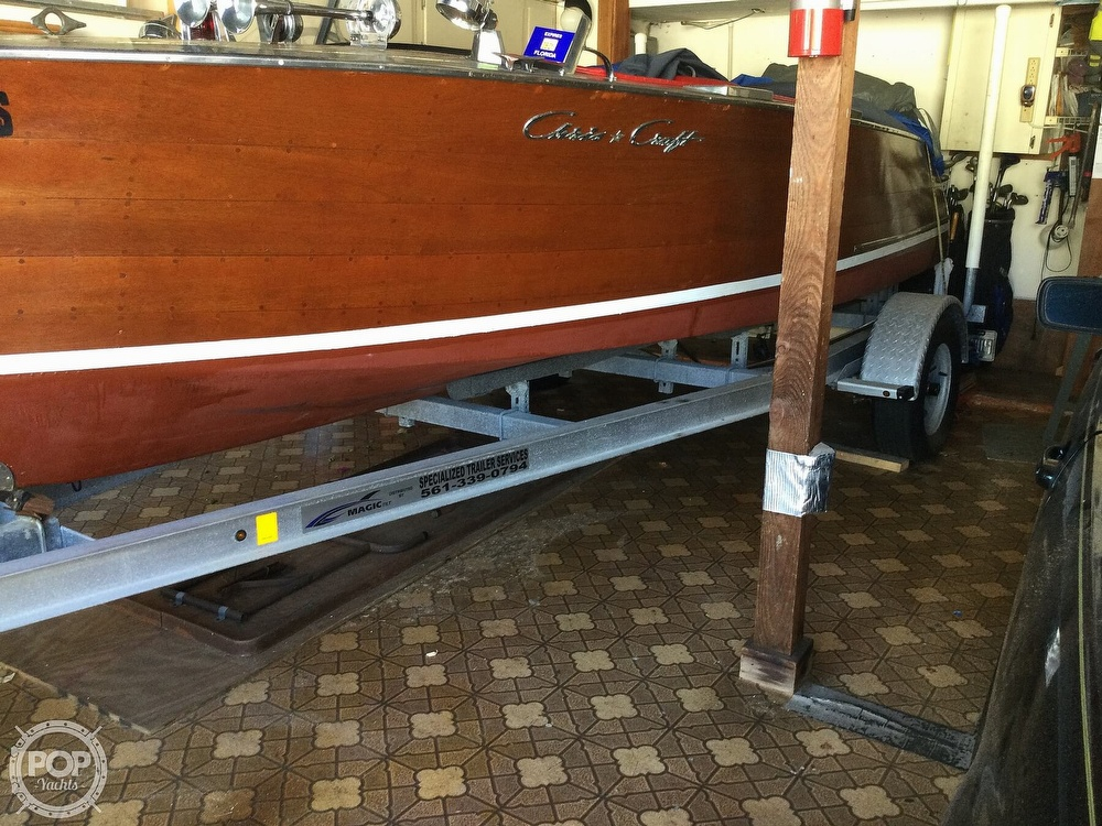 1939 Chris Craft boat for sale, model of the boat is Runabout Speed boat & Image # 10 of 40