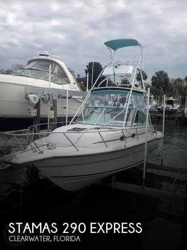 Used Stamas Boats For Sale by owner | 1992 Stamas 29