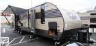 2017 Forest River Grey Wolf Travel Trailer 29TE