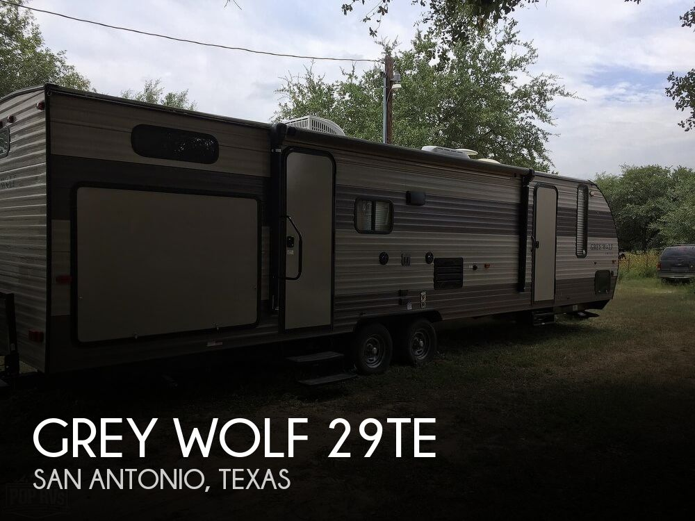 2017 Forest River Grey Wolf 29TE