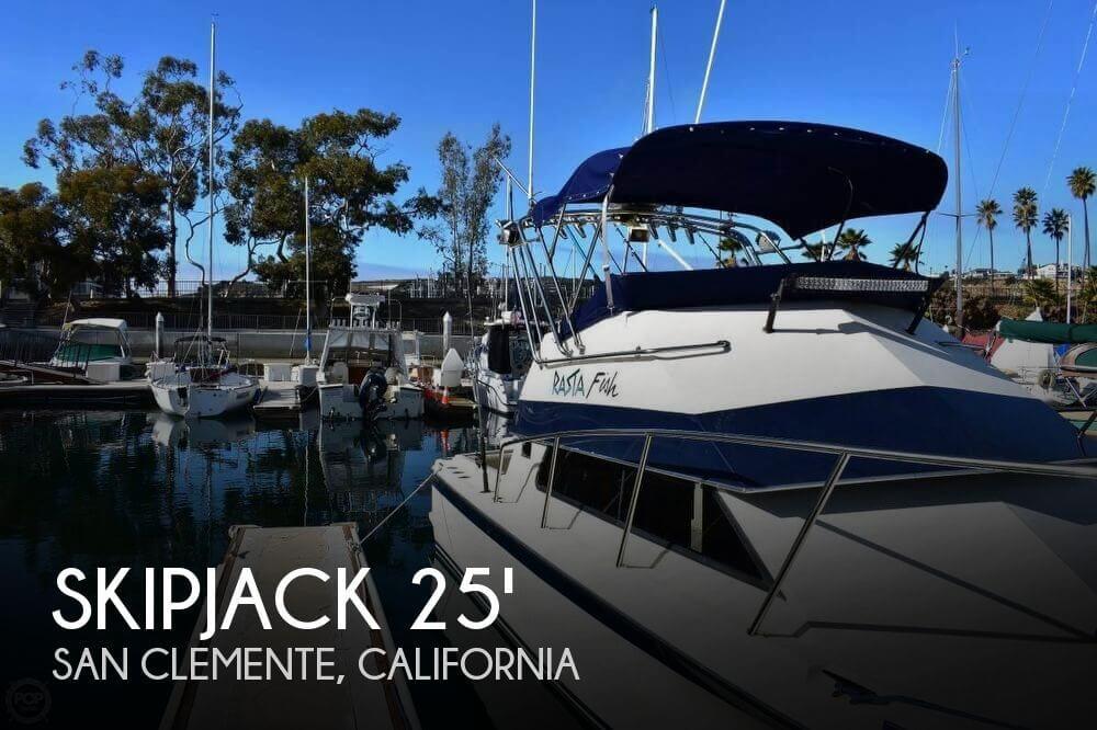 Used Skipjack Boats For Sale by owner | 1989 Skipjack 25