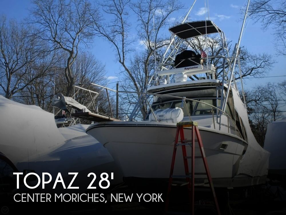 Used Fishing boats For Sale in New York by owner | 1982 Topaz 28 Express