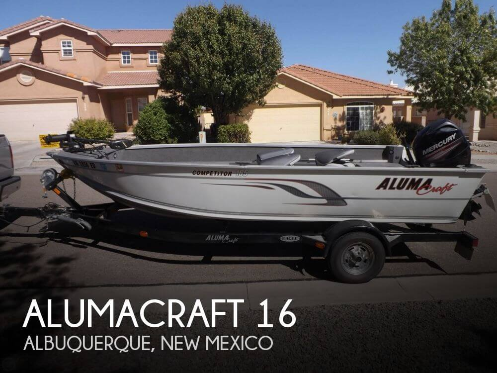 Used Boats For Sale in Albuquerque, New Mexico by owner | 2015 Alumacraft 16