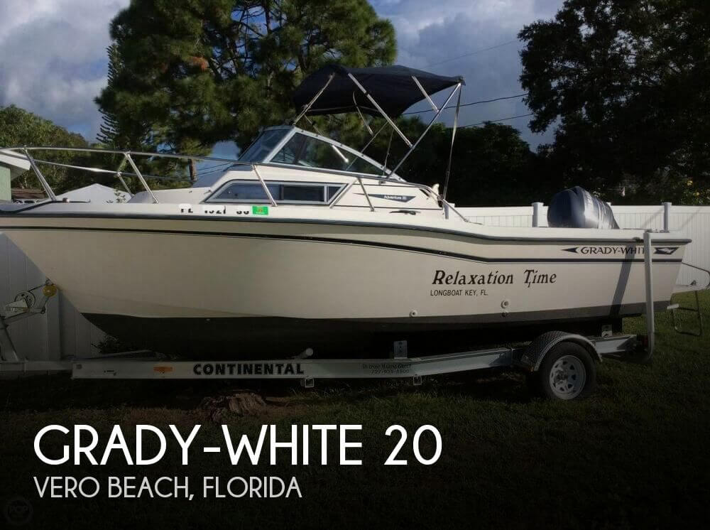 Used Grady-White 20 Boats For Sale by owner | 1995 Grady-White 20