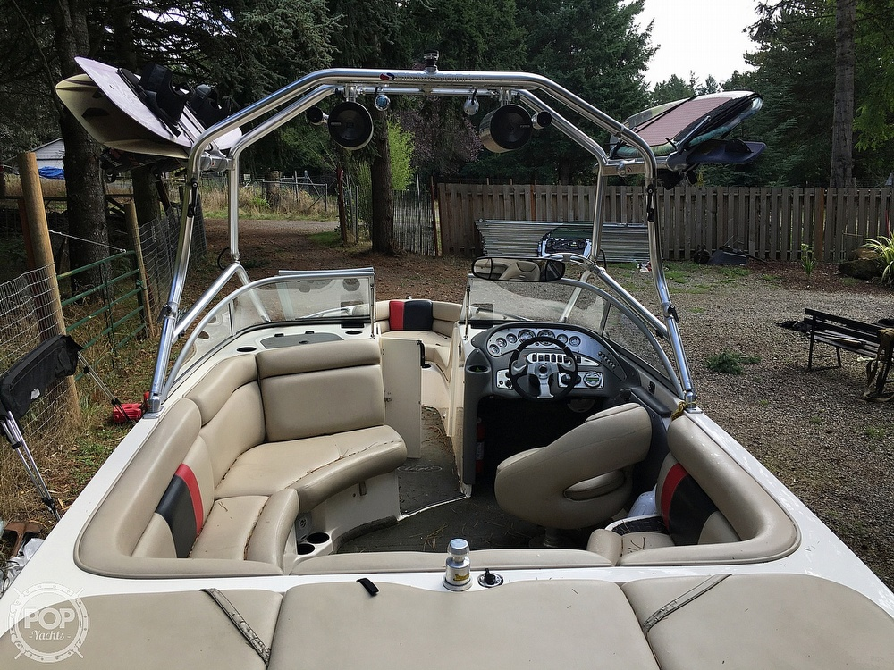 2004 Tige boat for sale, model of the boat is 22V Limited & Image # 12 of 40