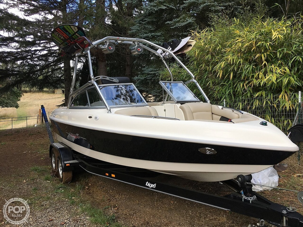 2004 Tige boat for sale, model of the boat is 22V Limited & Image # 10 of 40