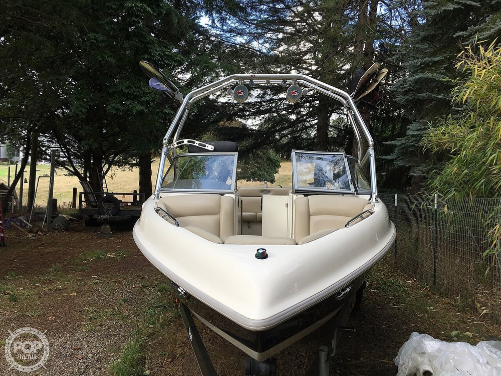 2004 Tige boat for sale, model of the boat is 22V Limited & Image # 9 of 40