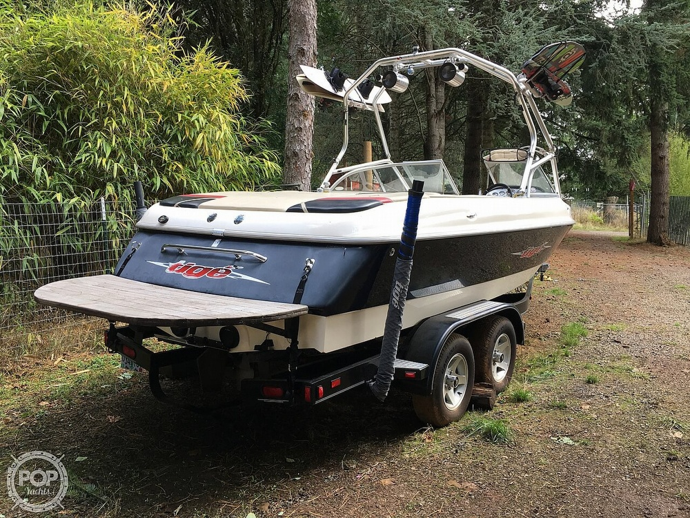 2004 Tige boat for sale, model of the boat is 22V Limited & Image # 5 of 40