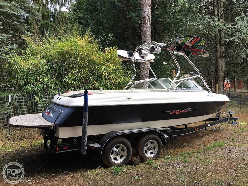 2004 Tige boat for sale, model of the boat is 22V Limited & Image # 4 of 40