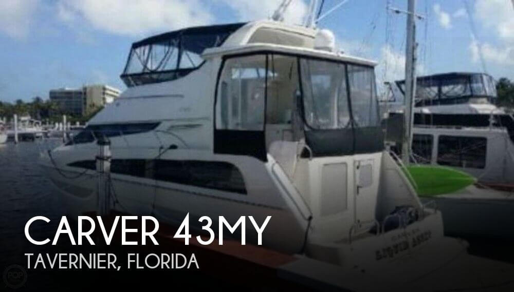 Used Motoryachts For Sale in Florida by owner | 2007 Carver 49