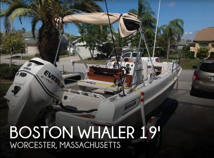 Used Boston Whaler 19 Boats For Sale by owner | 1973 Boston Whaler 19