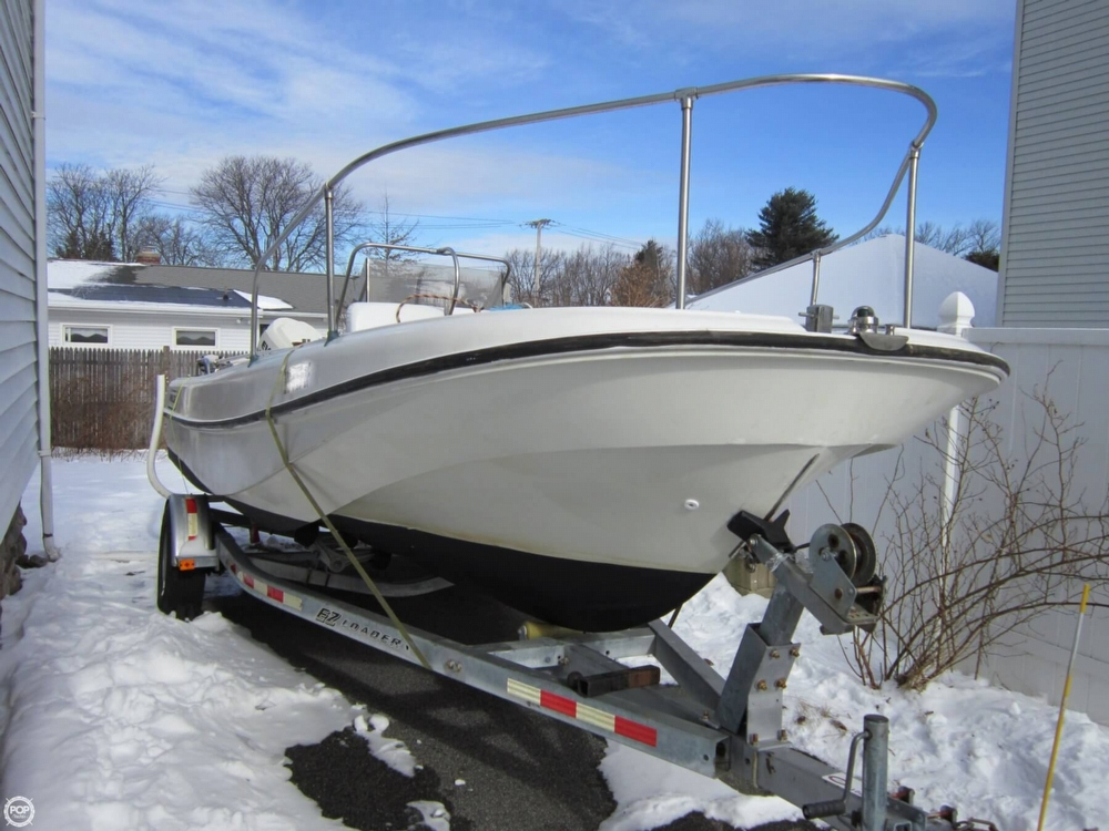 1973 Boston Whaler 19 Outrage For Sale